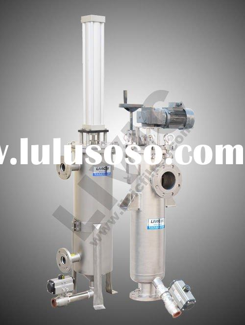 DF Series Scraping Self-cleaning Industrial  Filter for Water Treatment