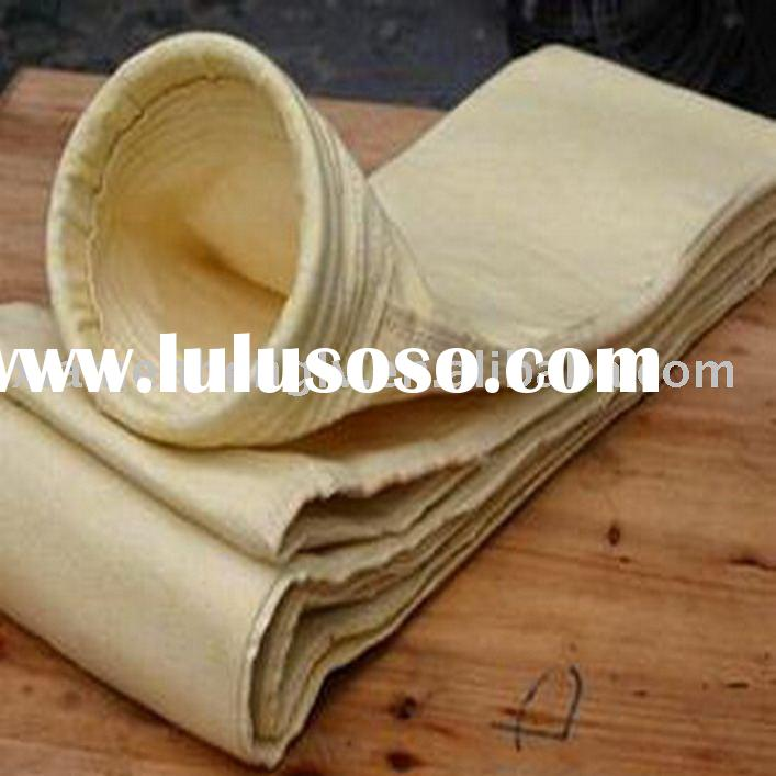 High quality Nomex air filter bag clean the oil dust easily