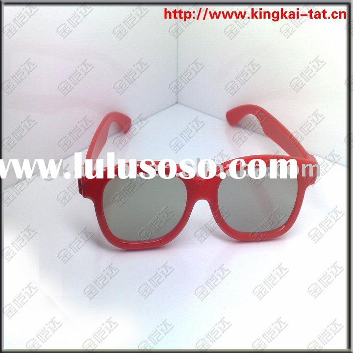 Plastic 3D ChromaDepth glasses