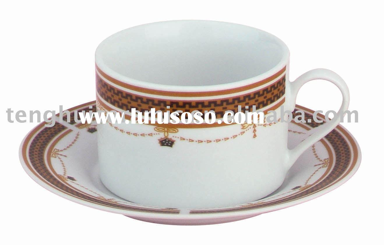 Royal Fine Porcelain Tea Cup and Saucer fine china tea set