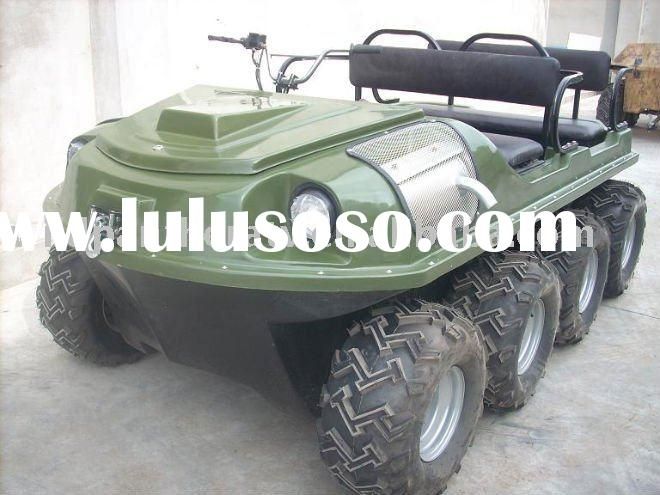 Wild Panther 8x8 ATV QUAD TRAILER