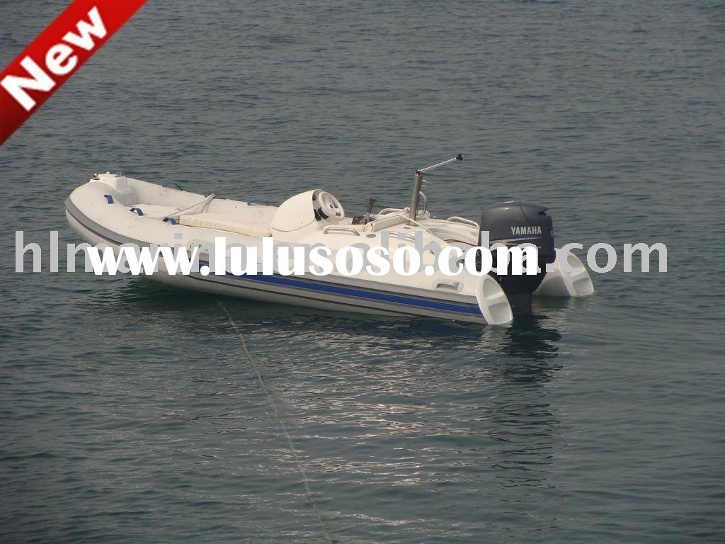 [HL-RIB-420E]2011NEW MODEL,4.2m RIB boat, inflatable boat,CE approval