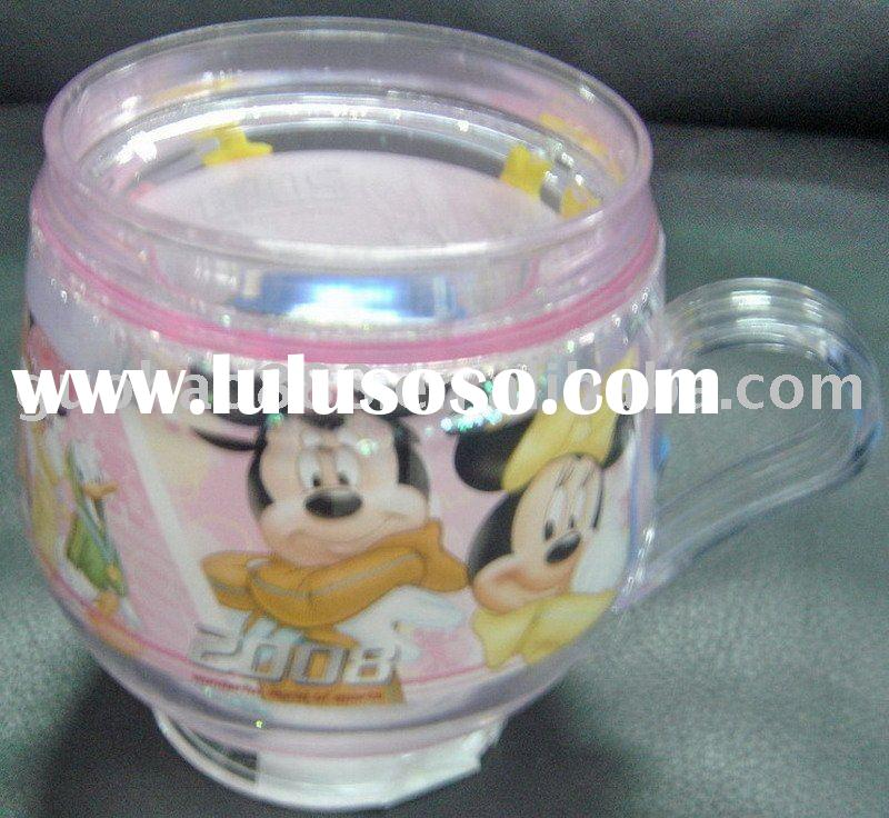champagne glass(pink)