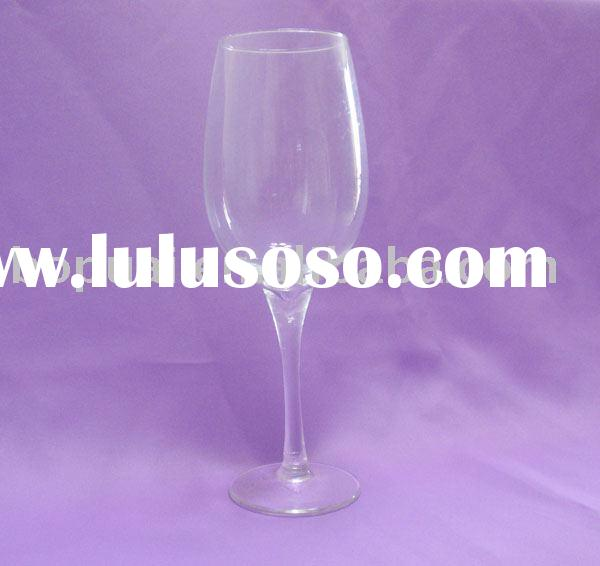 red wine glass cup/drinking glass/glass goblet