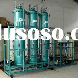 water treatment equipments, water purification equipments, labor water, battery water