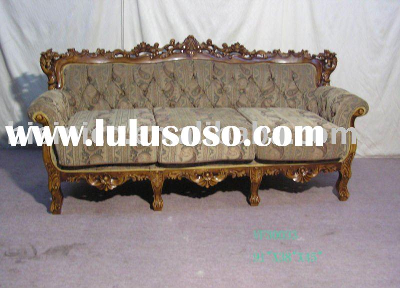 Antique living room sofa(living room set)