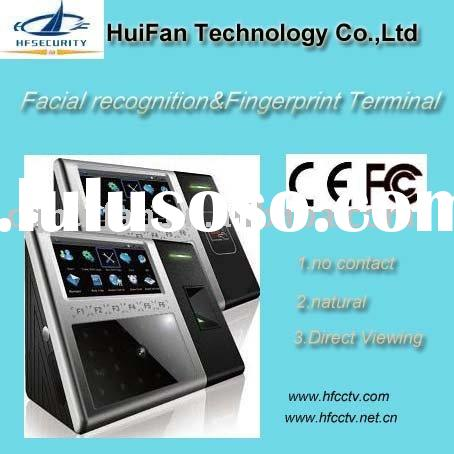Facial Recognition and Fingerprint Time Attendance System and Access Door Lock HF-FR302