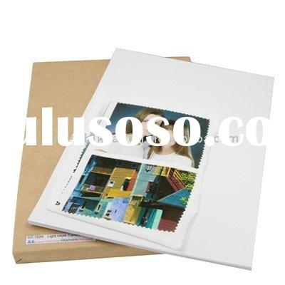 Inkjet Transfer paper (Light Color)