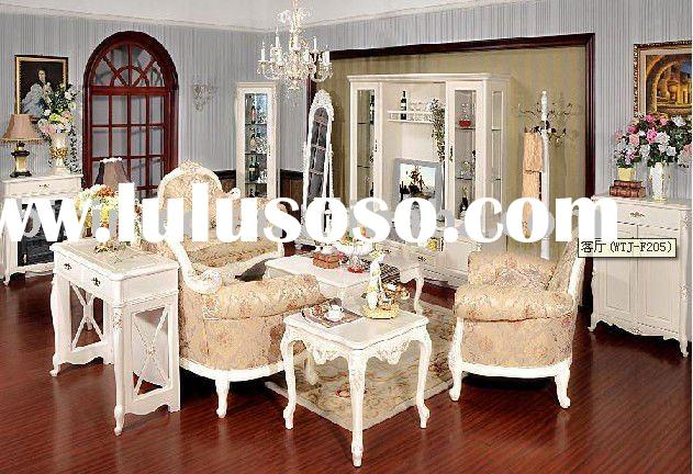 Classical Luxury French Console Table Mirror European Furniture For Sale Price China