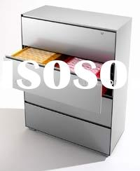 Metal Four Drawers Lateral File Cabinet