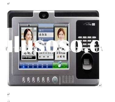 Multi-media Fingerprint Time Attendance and Access Door Lock System HF-iclock2600