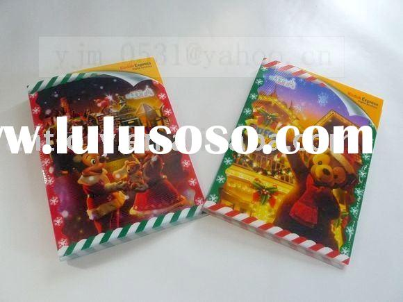 PP Christmas 4x6 photo albums