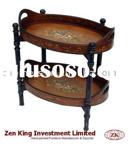 Victorian Style Tray Table