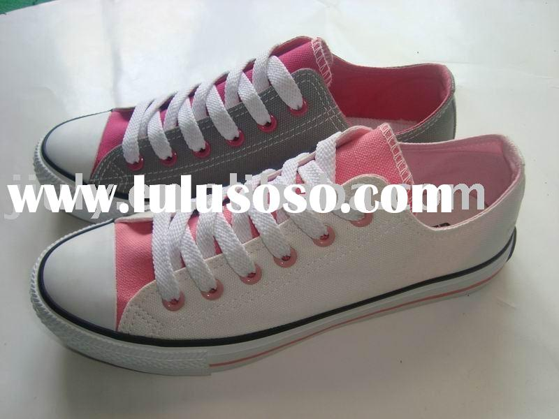 Walking Shoes,Vulcanized Canvas, Casual Shoes