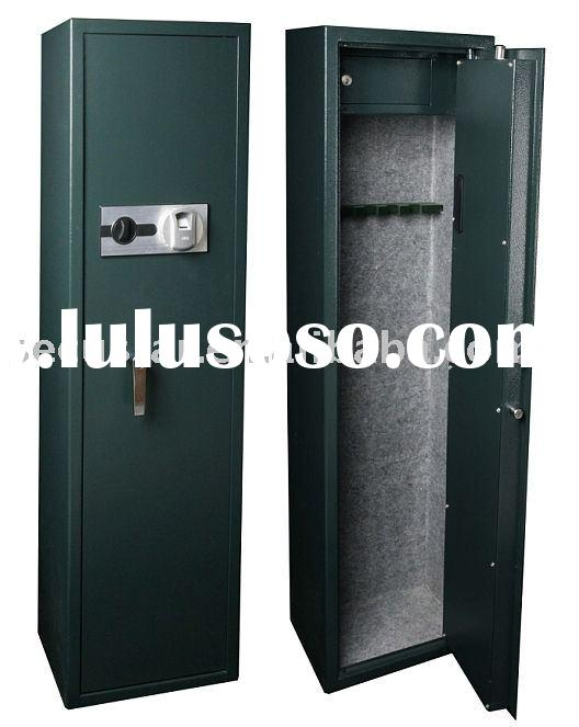 biometric safe,fingerprint safe GS-350-FG-SJT  with Interior full carpet padding