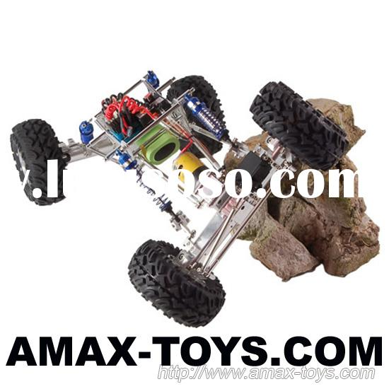 ew-6002  1/10th metal Electric RC Crawler, rc toy