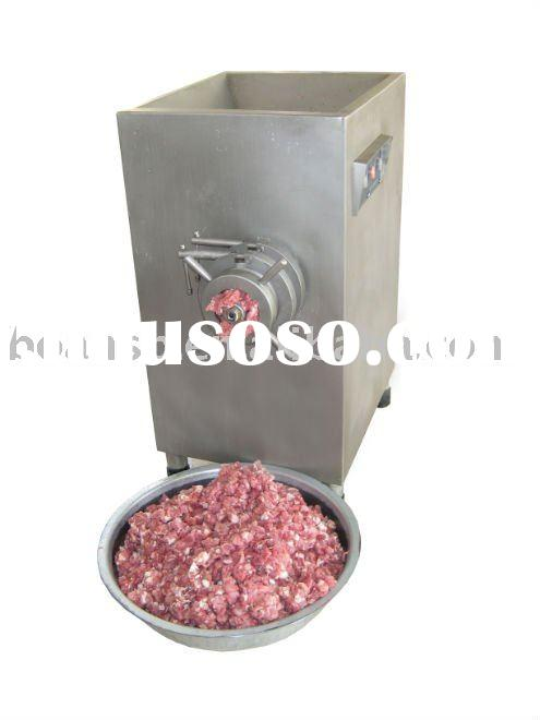 frozen meat grinder  meat processing machinery