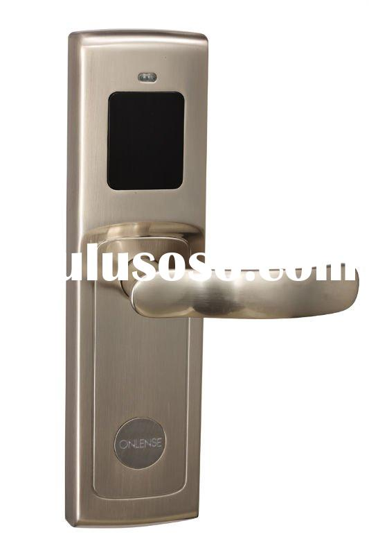 hotel RF card door lock system China manufacturer