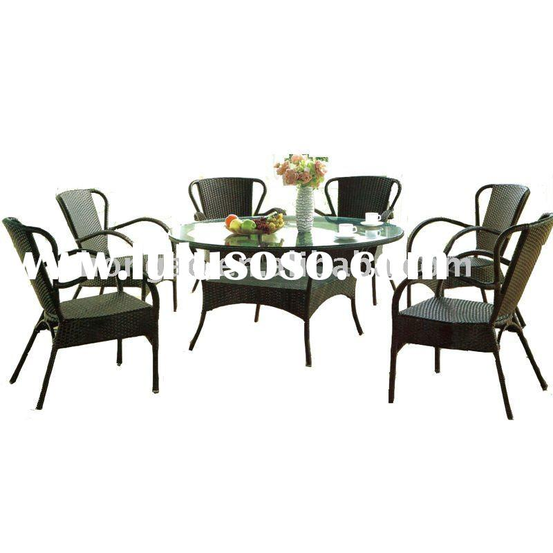 living room rattan furniture set