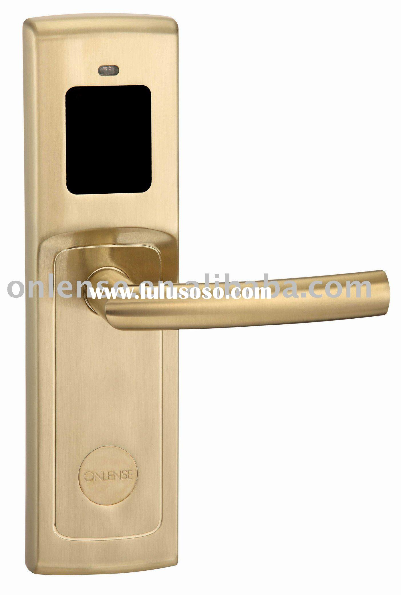 manufacturer for hotel lock OEM project in China