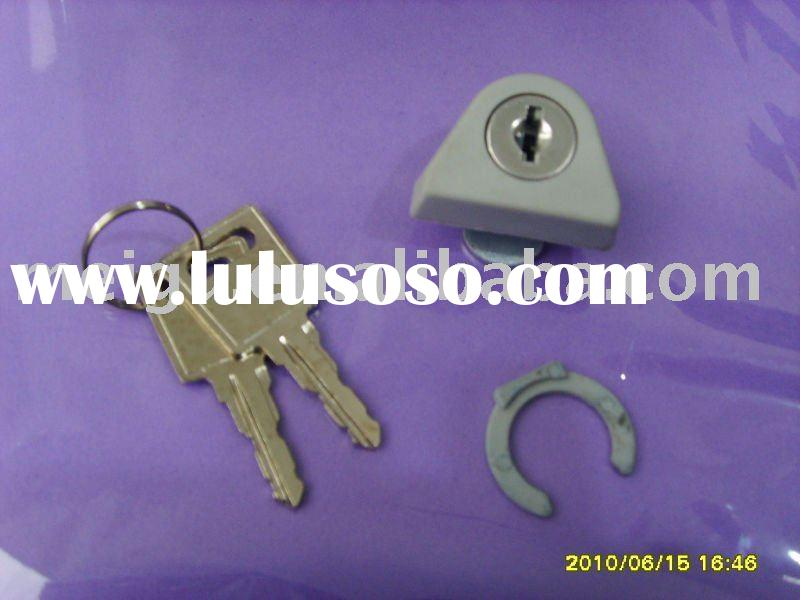mini grey plastic cam lock