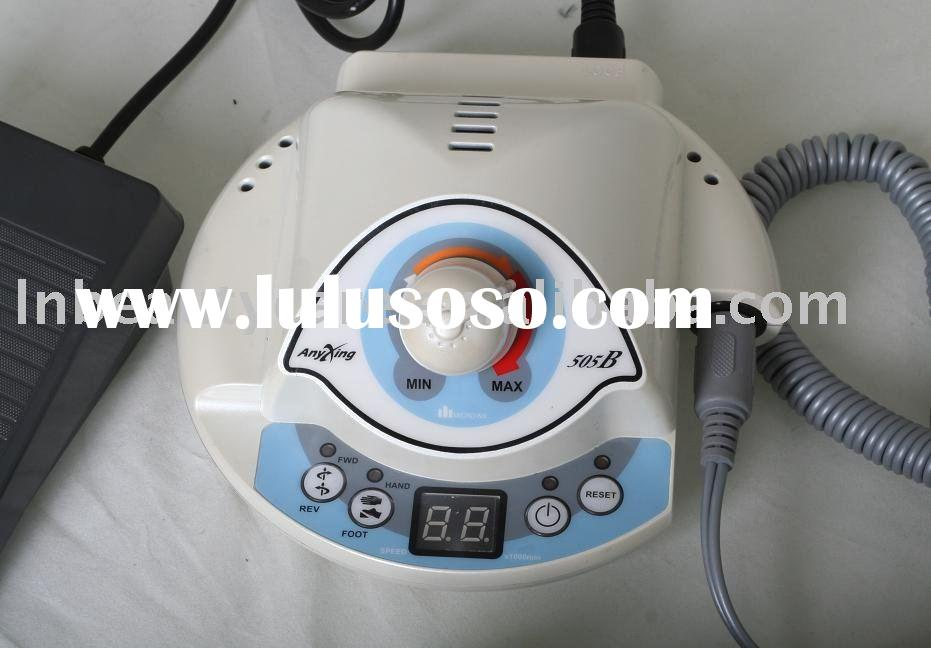 35000rpm Professional Nail Drill pedicure machine  & Electric Filing System for use anywhere in
