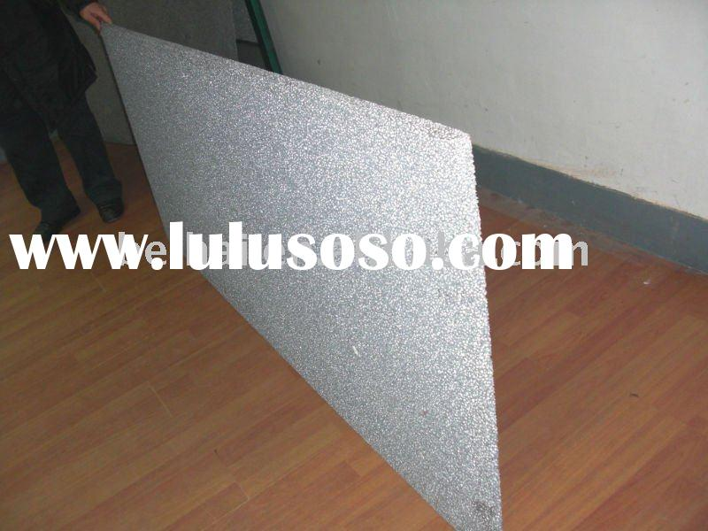 Acoustic panel--Open cell aluminum foam panel