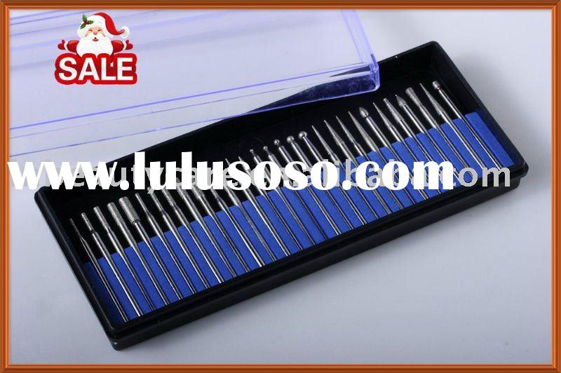 Electric Nail File - Diamond Drill Bits Set (30 Pcs)