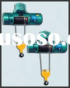 Electric Wirerope Hoist(Wirerope Electric Hoist)