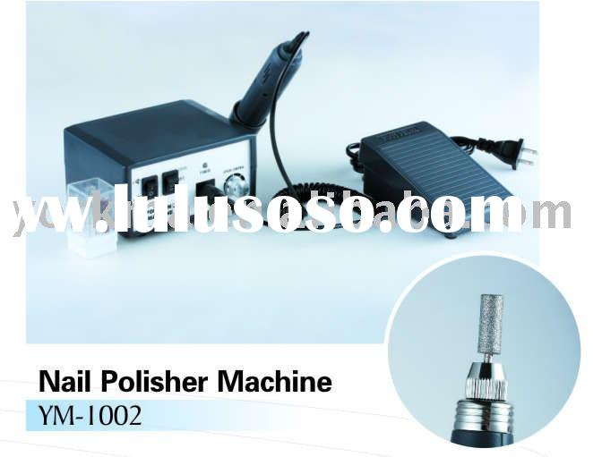 Electronic Nail Polisher Machine ,Double Functional Nail PolisherYM-1002