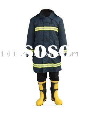 Firefighting suit, Flame resistance clothing, Safety wear