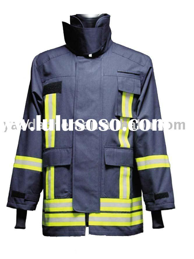 Forest&wildland firefighter suit,fire resistant sets,safety protect workwear,Nomex IIIA workwear