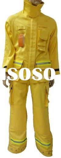 ISO1506 ASNZ4824 NFPA1977 wildland firefighting suit