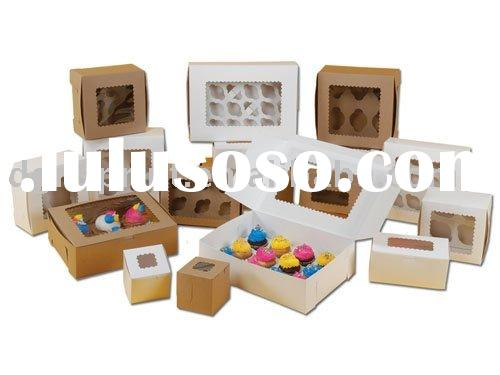 NSB-035 clear cupcake boxes