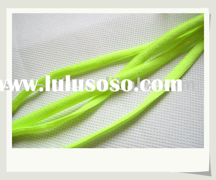 Neon Yellow Cord Laces
