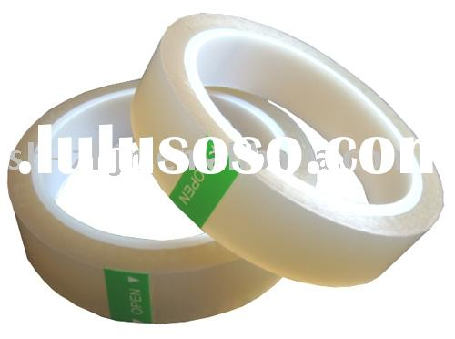 Polyester Silicone Adhesive Tapes(transparent )