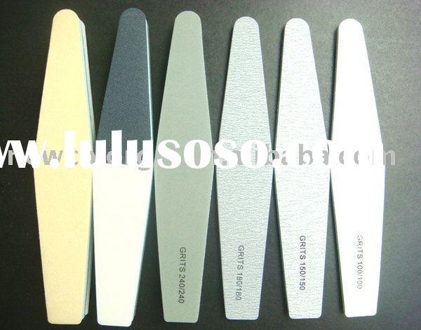 Professional Nail File for Salon Use