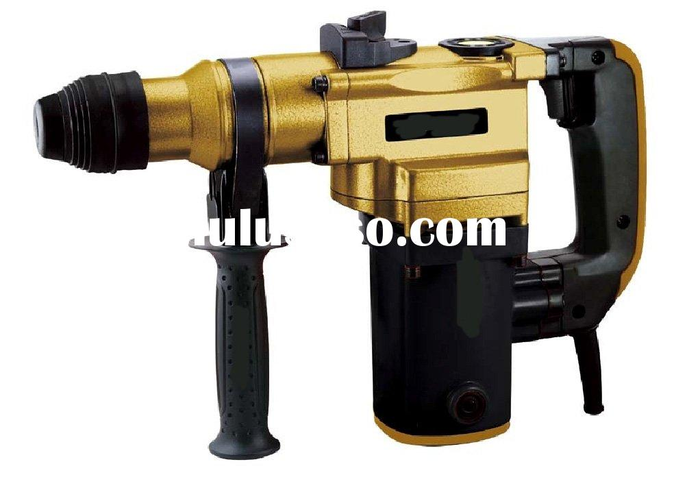 Professional electric rotary hammer