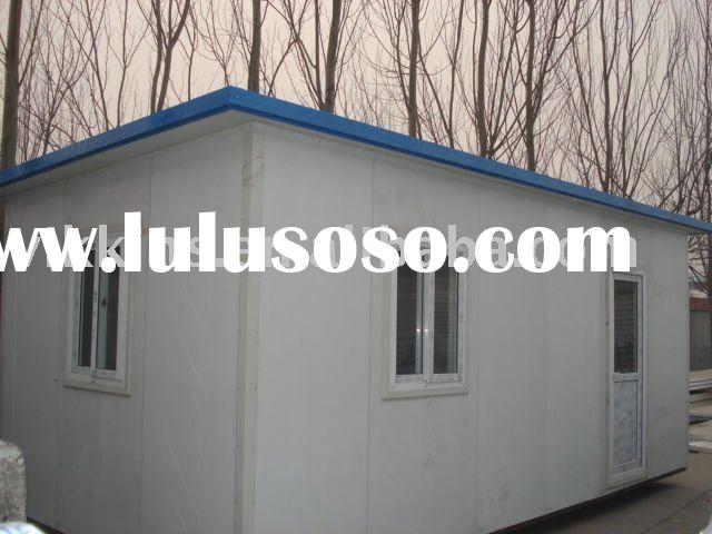 Cheap prefab homes for sale price china manufacturer - Sandwich panel homes ...