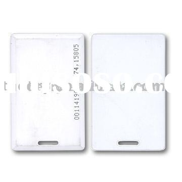 blank thick proximity  Card