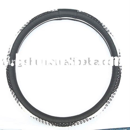channel steering wheel cover