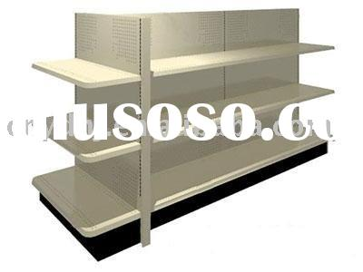 end cap store shelving units