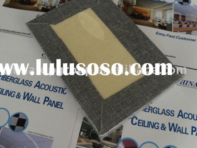 fiberglass roof panel ,acoustic wall panel ,Fiberglass acoustic ceiling ,board ,panel