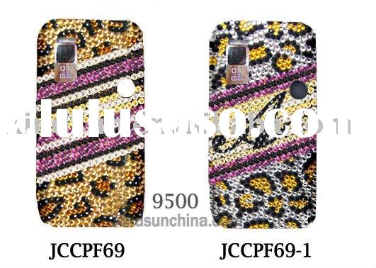 jeweled cell phone housing,cell phone cover