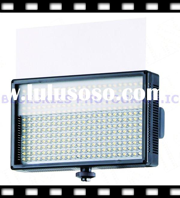 led video camera light