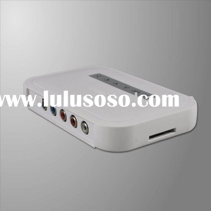 movie player TV box, MKV FLV AVI RM RMVB format, connected to tv to play