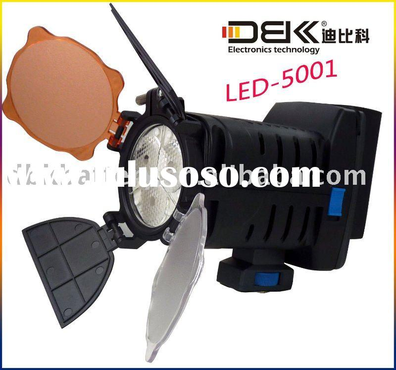 professional camcorder light Video Camcorder DV Lamp  DBK-LED5001