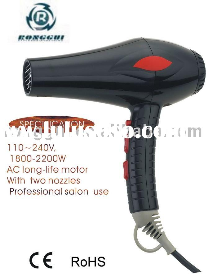 professional hair dryer, blow dryer, electric hair dryers