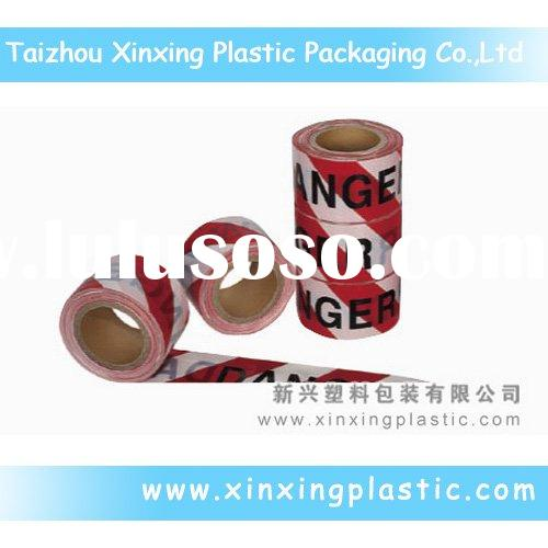 reflective tape, flagging tape