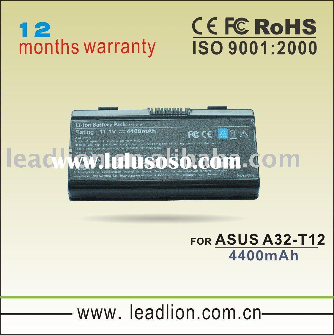 replacement laptop/notebook Asus A32-T12  battery